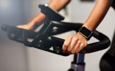 Entrenar con pulsómetros en Ciclo Indoor