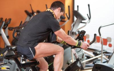 Entrenamiento aeróbico en Ciclo Indoor