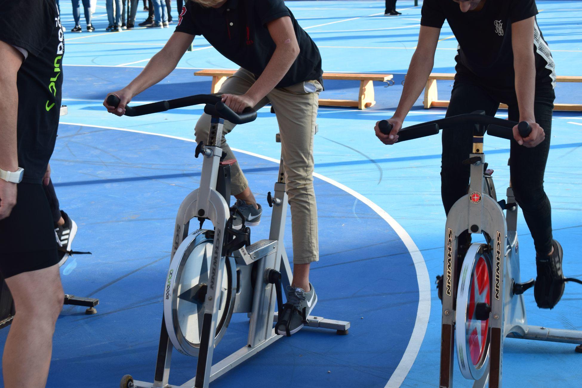 Pedaleo Ciclo Indoor